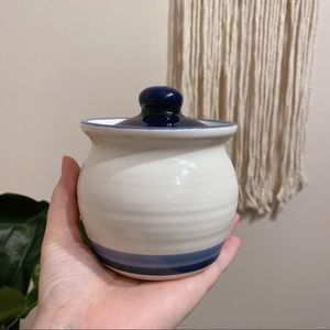 Small Ceramic Jar